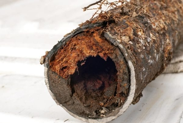 How to tell if you have a water leak underground