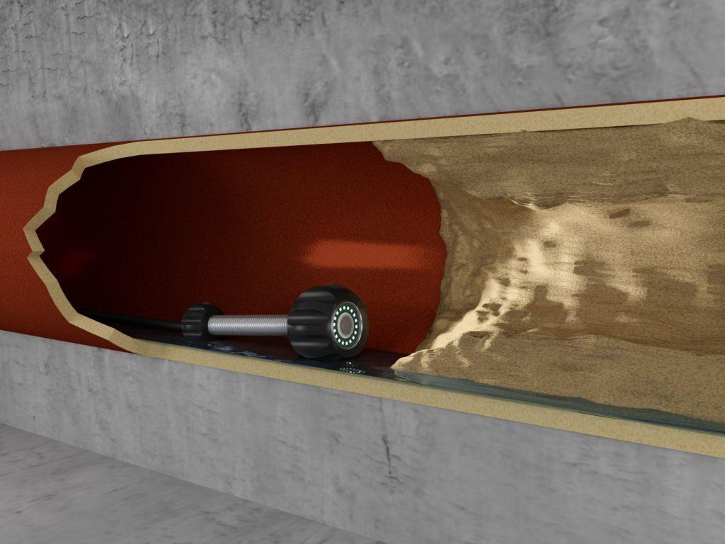Sewer Scope Camera Inspection
